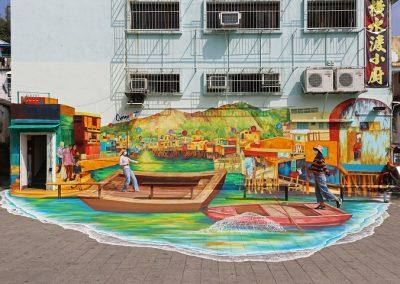 Tai O Mural