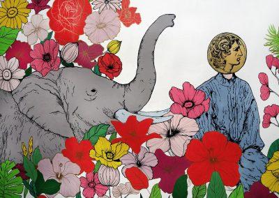 Mural by UUendy Lau